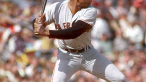 Willie Mays – 3,283 total hits