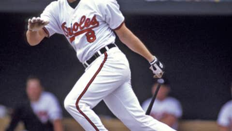 Cal Ripken – 3,184 total hits