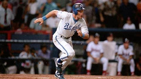 George Brett -- 3,154 hits