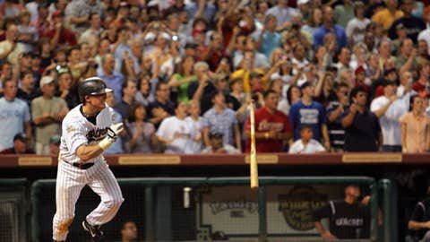 Craig Biggio – 3,060 total hits