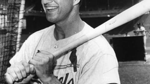 Stan Musial – 3,630 total hits