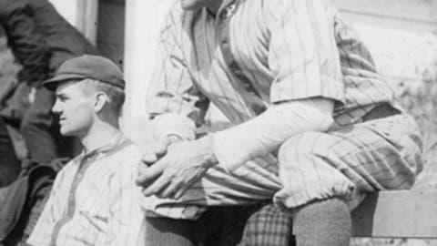 Honus Wagner – 3,415 total hits