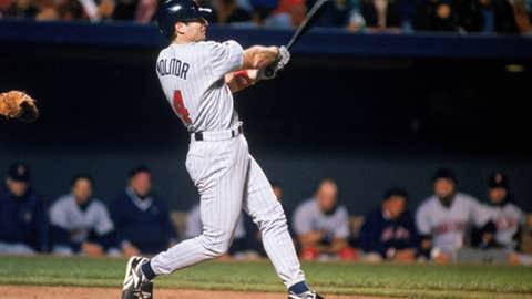 Paul Molitor – 3,319 total hits