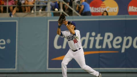 NL right fielder: Andre Ethier, Los Angeles Dodgers