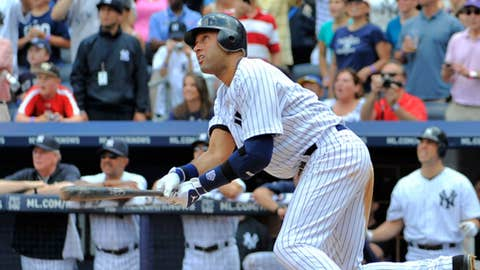 Derek Jeter: 3,000 hits and counting