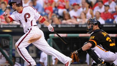 Phillies, Padres