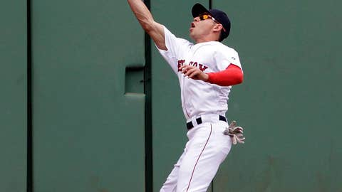 AL center fielder: Jacoby Ellsbury, Boston Red Sox