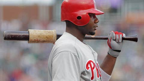 The Ryan Howard situation