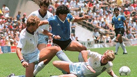 Maradona — 'Hand of God'