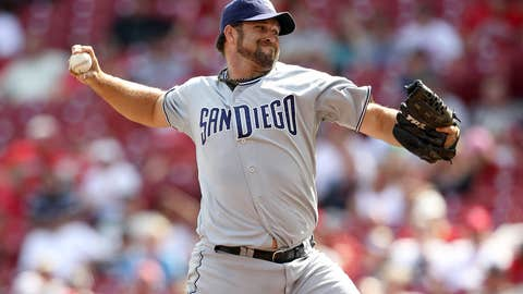 Heath Bell, RHP, Padres to Marlins