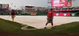 Reds-Nationals game rained out