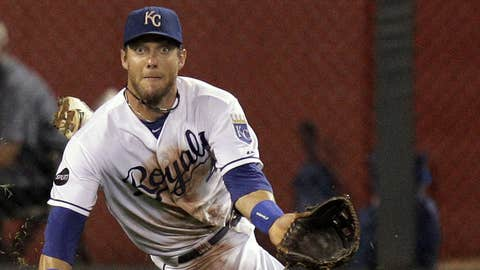 AL left fielder: Alex Gordon, Kansas City Royals