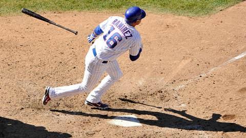 NL third baseman: Aramis Ramirez, Chicago Cubs