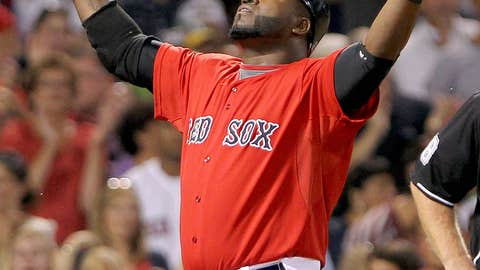 AL designated hitter: David Ortiz, Boston Red Sox