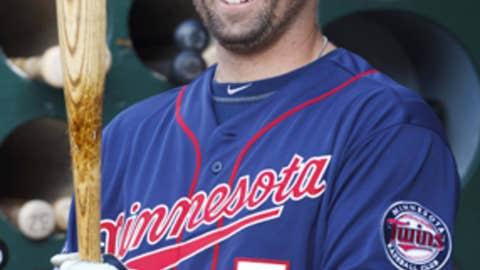 Michael Cuddyer, former Twins outfielder (↑ UP)