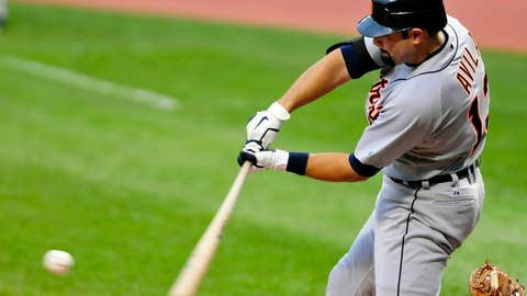 AL catcher: Alex Avila, Detroit Tigers