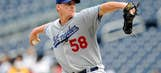 Chad Billingsley suffers setback with partial flexor tendon tear