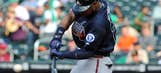 Early exits: Jason Heyward and Jayson Werth are two notable outfield injuries