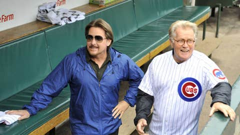 Emilio Estevez & Martin Sheen