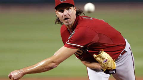 9. Randy Johnson