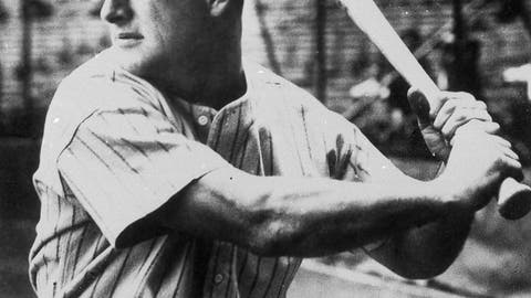 "Lou Gehrig — ""The Iron Horse"""