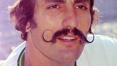 9. Rollie Fingers