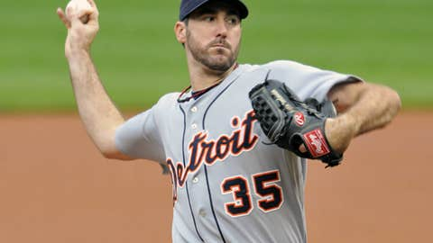 Is there any way to cope with Verlander's fastball?