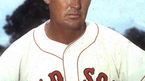 1. Ted Williams