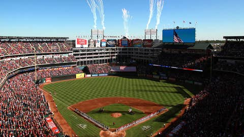 2015 Texas Rangers Walk-Out Music