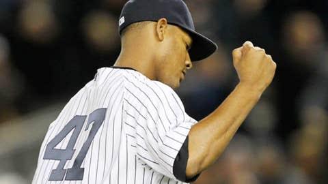 Ivan Nova, 2011 Yankees