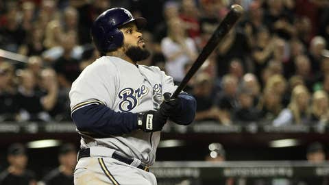 Prince Fielder, 1B, Brewers to Tigers