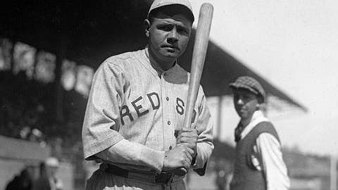 Selling Babe Ruth