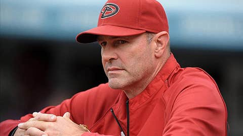 NL Manager of the Year — Kirk Gibson