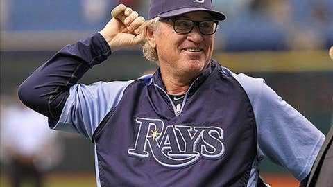 AL Manager of the Year — Joe Maddon