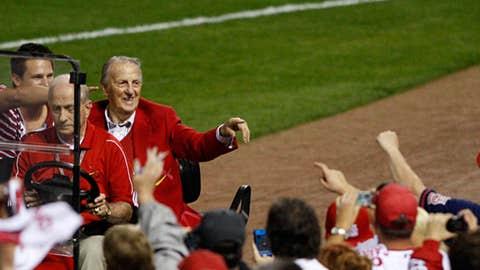 Stan Musial, St. Louis Cardinals