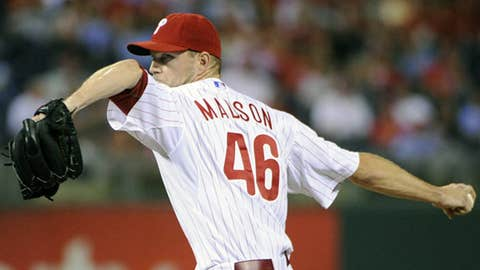 Ryan Madson, RHP, Phillies to Reds