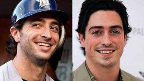 Ryan Braun and Ben Feldman