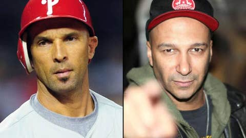 Raul Ibanez and Tom Morello