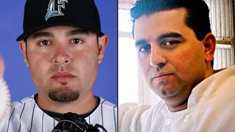 Ricky Nolasco and Buddy Valastro