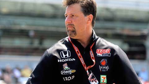 "Michael Andretti, ""Celebrity Apprentice"""