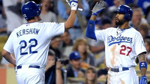 Legacy Awards — Clayton Kershaw and Matt Kemp: