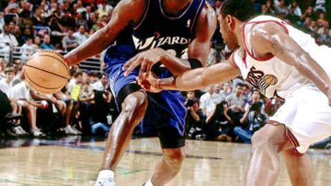 Michael Jordan in 2001