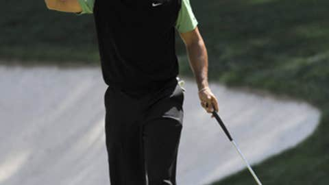 Tiger Woods in 2010
