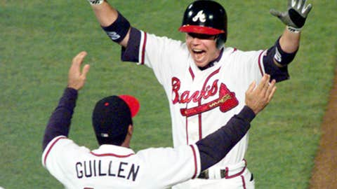 Atlanta Braves Legend Chipper Jones Hall of Fame Election Reaction