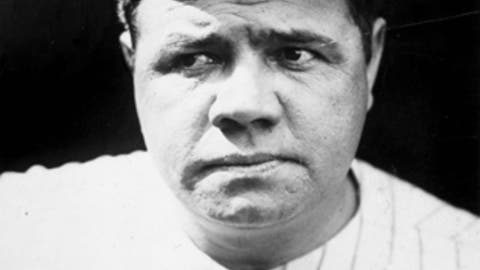 "Babe Ruth — ""The Sultan of Swat"""