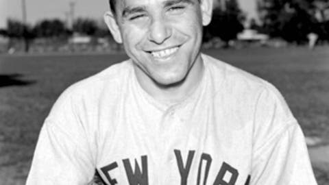 "Lawrence Berra — ""Yogi"""