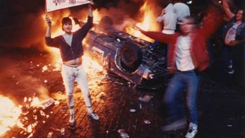 Detroit, 1984