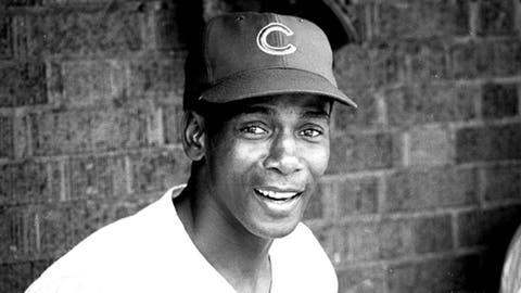 """Ernie Banks — """"Mr. Cub"""""""