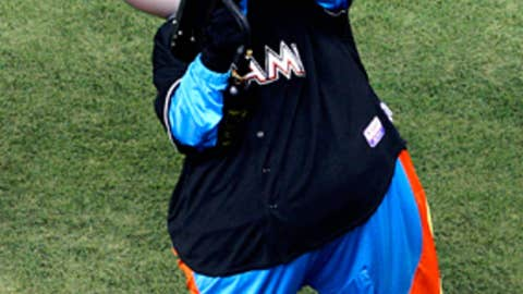 Billy the Marlin, Miami Marlins