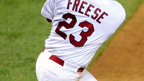 David Freese, St. Louis Cardinals